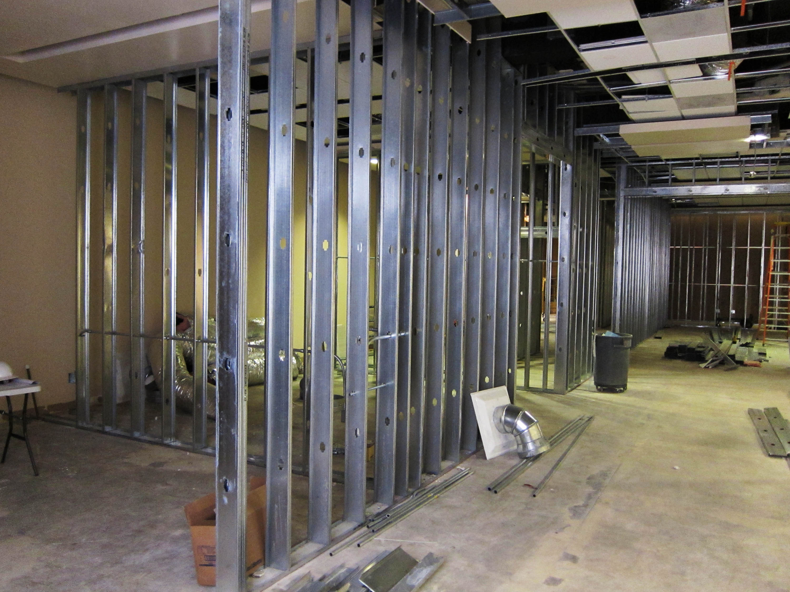Office Warehouse Interior Build-out – Kendall